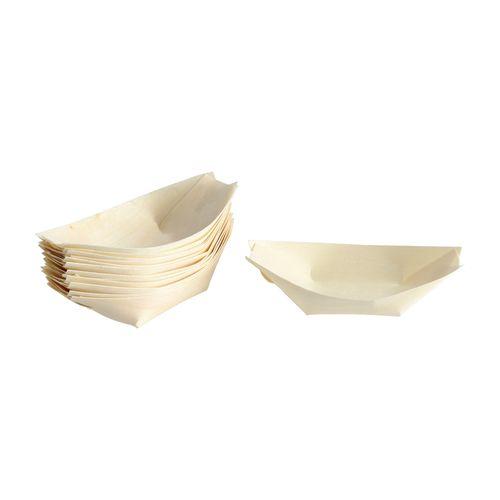 Set 12 Canoas Madera
