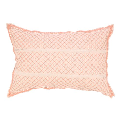 Funda Almohadón Crochet New