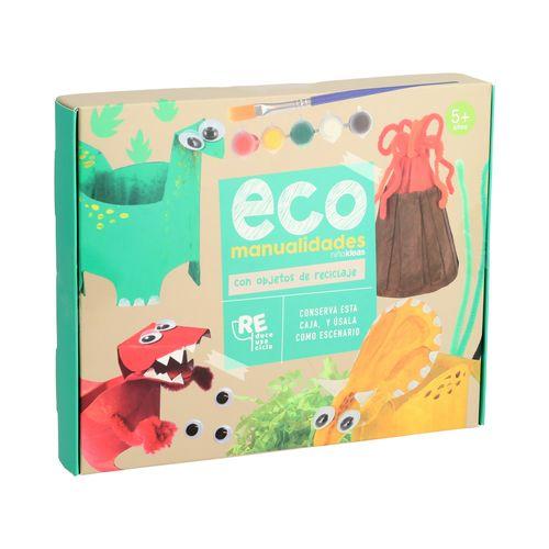 Kit Manualidades con Objetos de Reciclaje