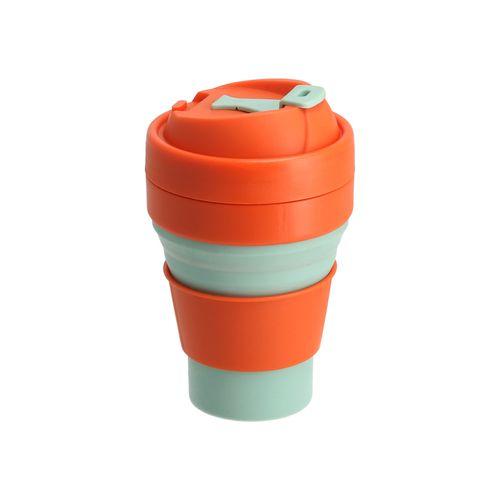 Mug Café Plegable 350 ml