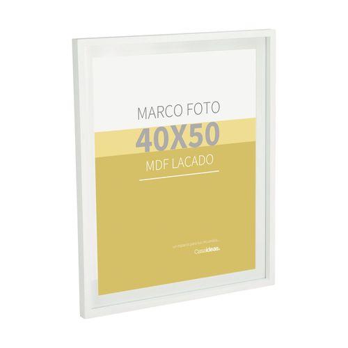 Marco de Foto Lacado MDF 40x50 cm