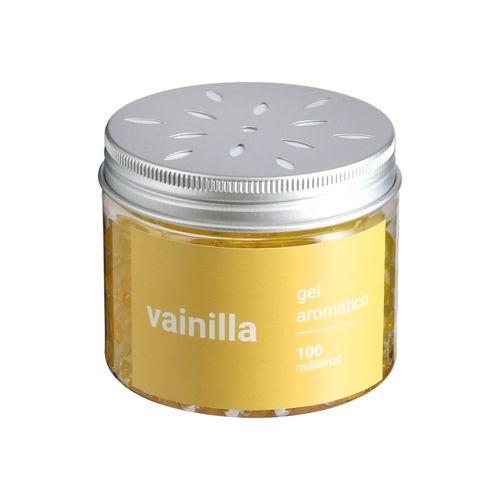 Difusor de Gel Aromático Vainilla 100 ml