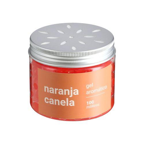 Difusor de Gel Aromático Naranja Canela 100 ml