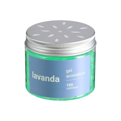 Difusor de Gel Aromático Lavanda 100 ml
