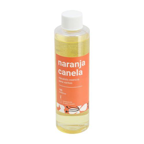 Repuesto de Esencia Aromática Naranja Canela 195 ml