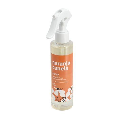 Difusor Spray Aromático Naranja Canela 195 ml
