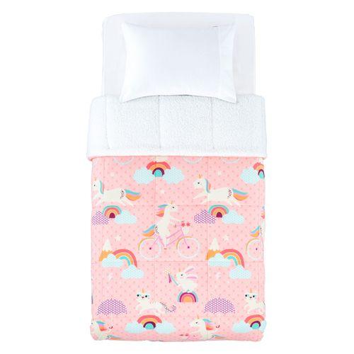 Cobertor Corderito Poliéster