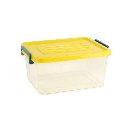Caja Con Tapa de Plástico PP 27,5x21,5x13 cm