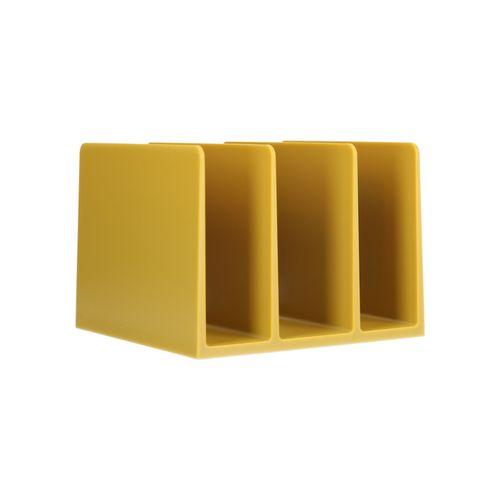 Organizador Libros Divisiones 16,5x16,5x12,3 cm