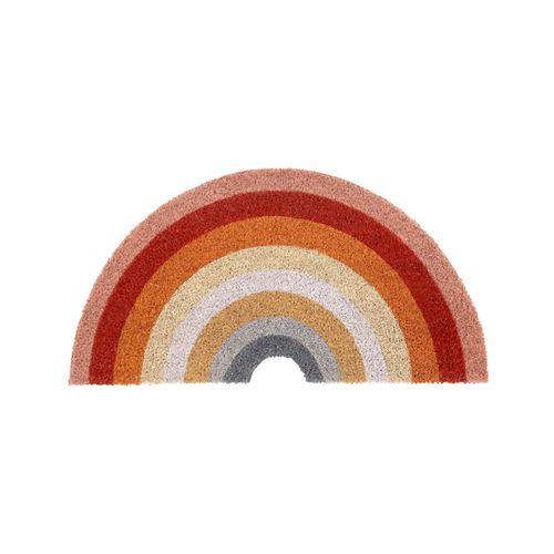 Limpiapiés Semicírculo 35x68 cm