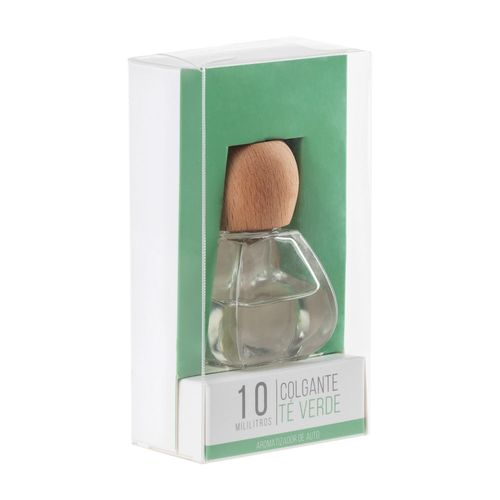 Difusor Aromatizador de Auto Té Verde 10 ml