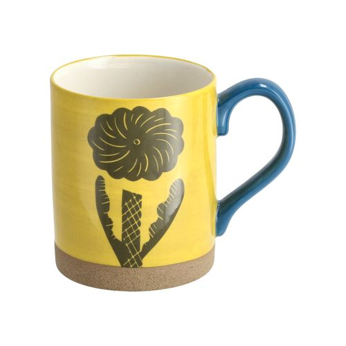 Mug Café Print Stoneware 350 ml