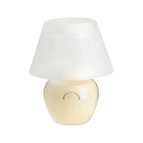 Vela Lámpara Vidrio M