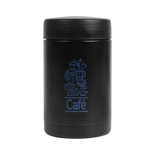Contenedor Metálico para Café Acero inoxidable 580 ml