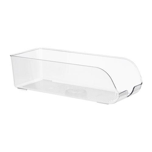 Caja Organizadora para latas Plástico PET 10x14,3x35,5 cm