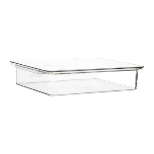 Caja Organizadora con tapa refrigerador 1,3 lt