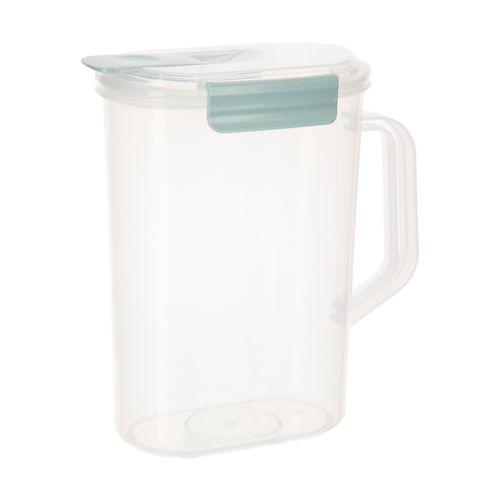Jarro Refrigerador con tapa hermética Plástico 2,1 lt