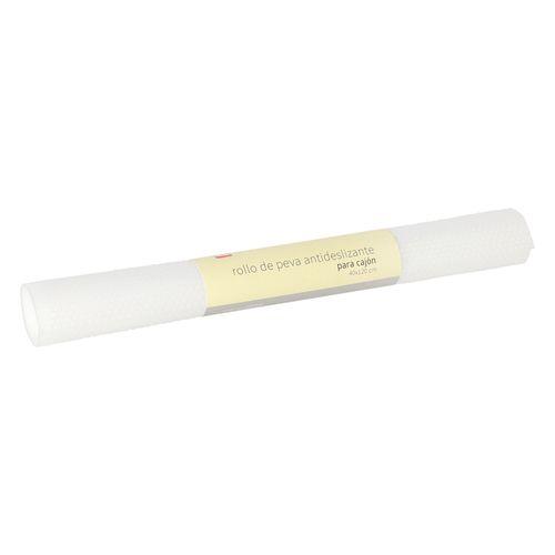 Goma antideslizante texturada para cajón PEVA 40x120 cm