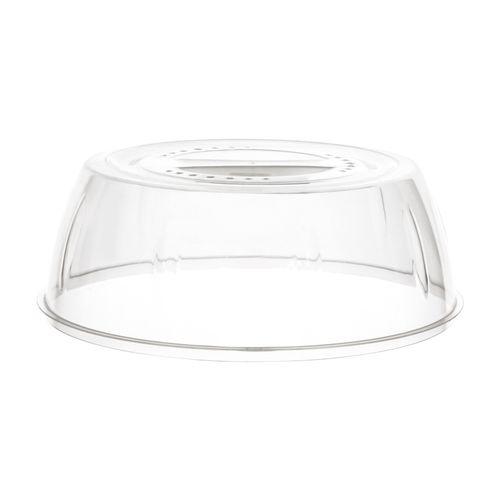 Tapa para microondas Plástica