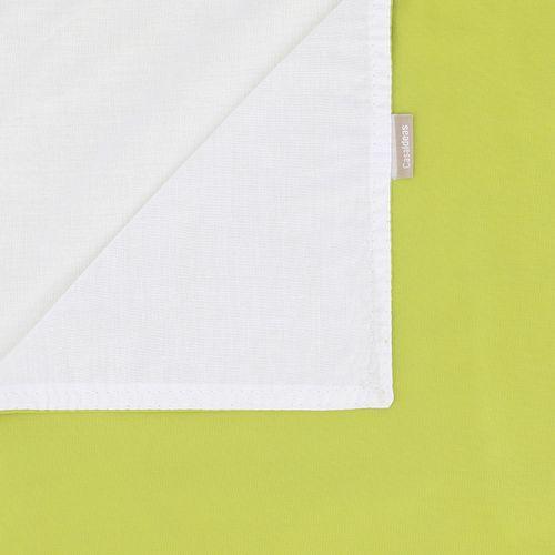 Funda para Plumón Liso 144 Hilos Color Verde Pistacho Sencillo