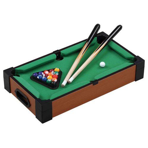 Set Mini Juego Mesa de Pool