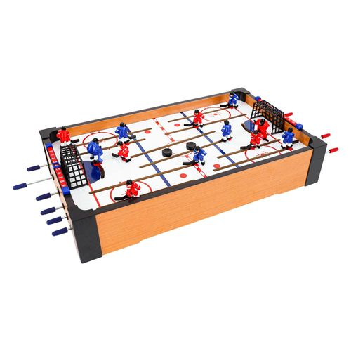Set Mini Juego Hockey Futbolín