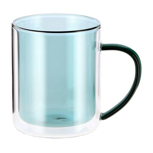 Mug Café Vidrio 330 ml