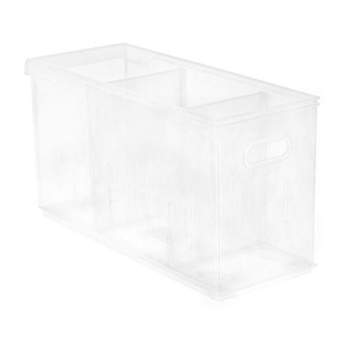 Caja Organizadora para despensa Plástica 16,7x44,5x24 cm