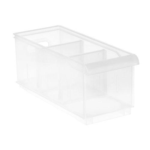 Caja Organizadora para despensa Plástica 12x30,5x12,7 cm