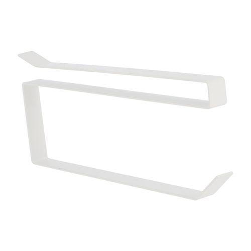 Porta Rollo Papel Absorbente Colgante Metal