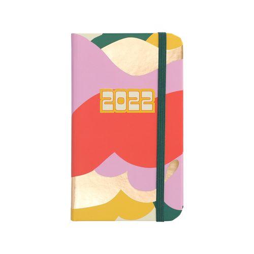 Agenda Bolsillo 8,5 x 15 cm