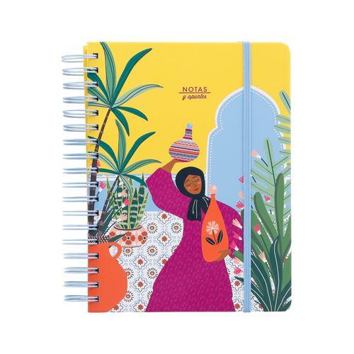 Cuaderno 1/2 Oficio 18 x 3,5 x 24 cm
