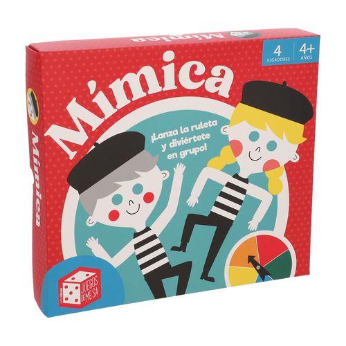 Juegos Mímica Infantil